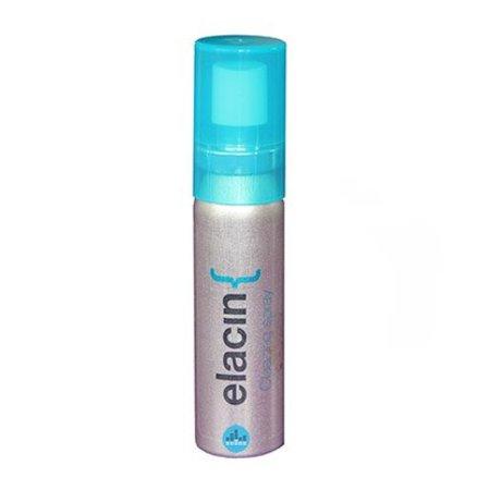 Elacin Reinigingsspray voor otoplastieken en oordopjes!