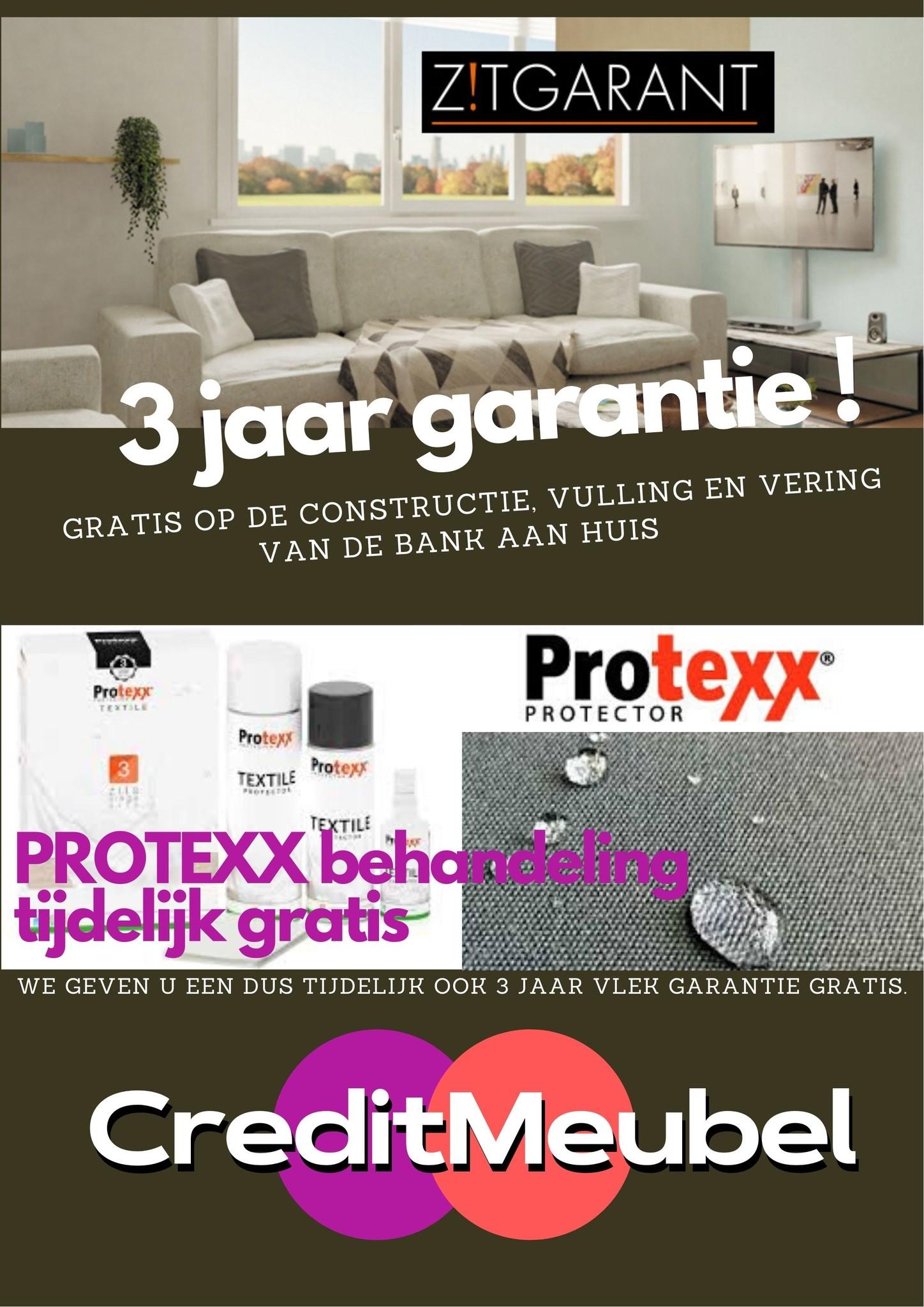 Garantie met protexx