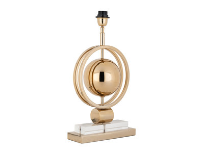 Richmond Interiors  Tafellamp Averil gold (Goud)
