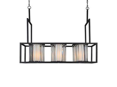 Richmond Interiors  Hanglamp Blaze (Zwart)