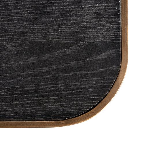 Richmond Interiors  Eettafel Hunter 230x95 (Brushed Gold)