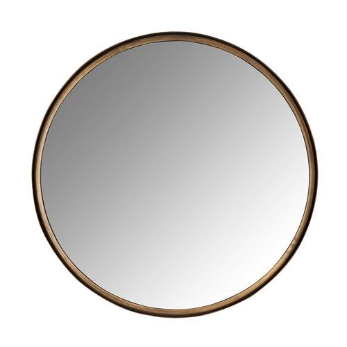 Richmond Interiors  Spiegel Cedric 60Ø (Brushed Gold)