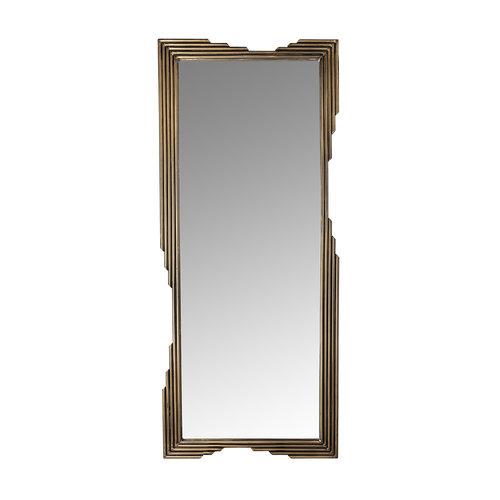 Richmond Interiors  Spiegel Carlos (Brushed Gold)