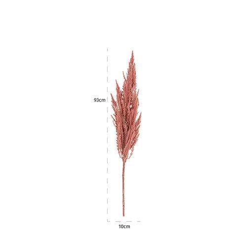Richmond Interiors  Gras Pampas pink klein (12 stuks)
