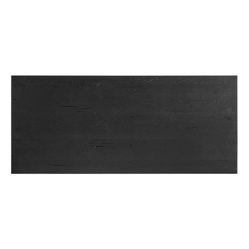 Richmond Interiors  Eettafel TOP Watson 230 (Black)