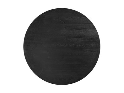 Richmond Interiors  Eettafel TOP Watson  Ø140 (Black)