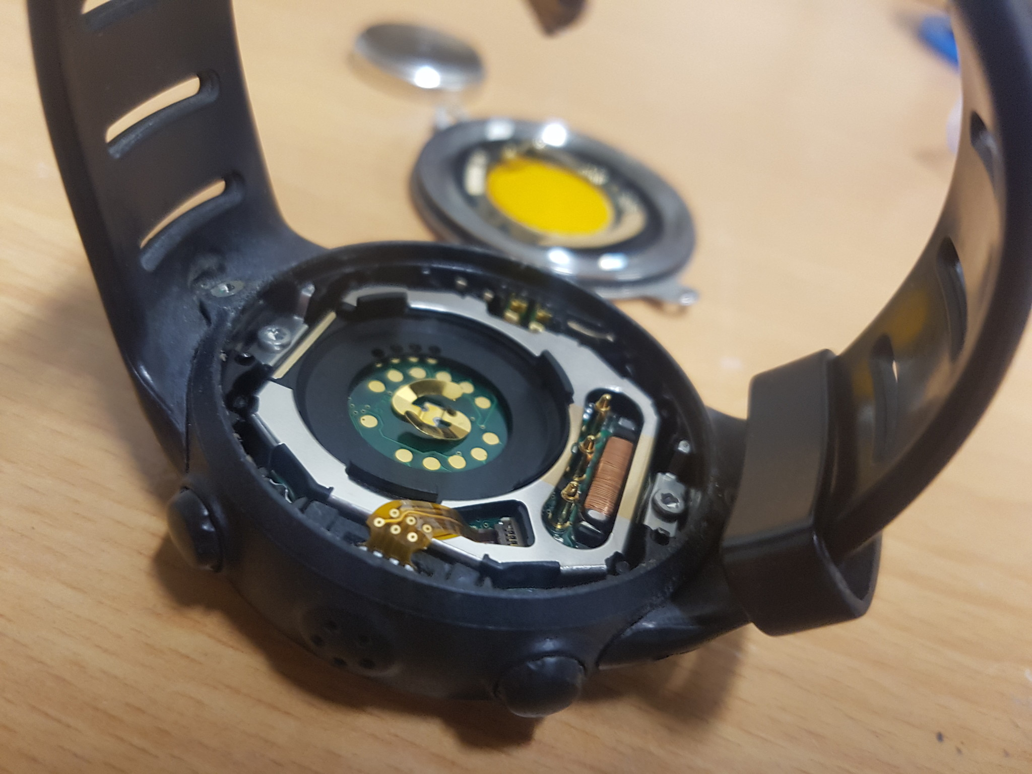 Duikcomputer batterij vervangen