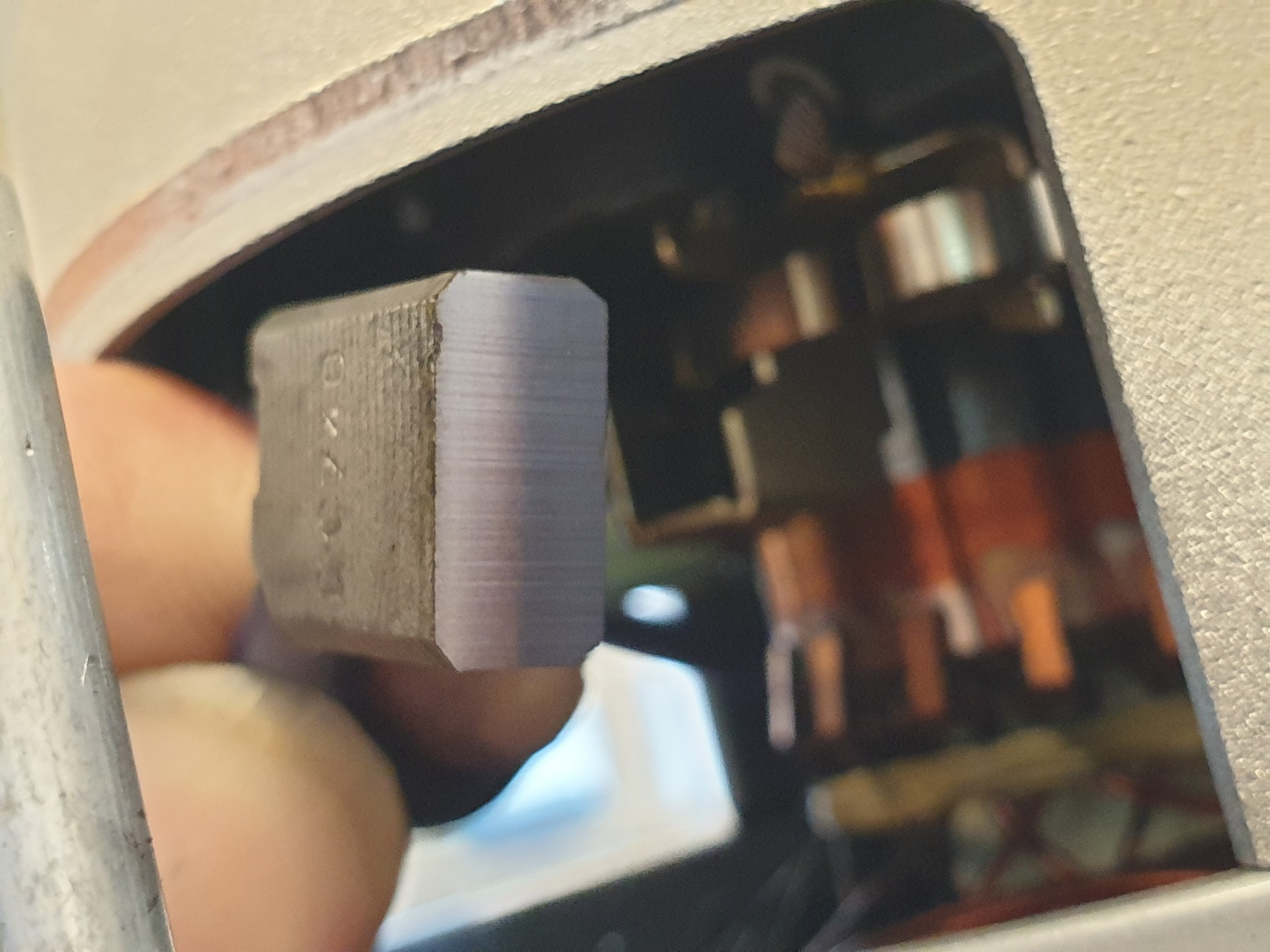 Koolborstels controleren van de Suex motor