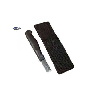 DirZone Dive knife with webbing cover