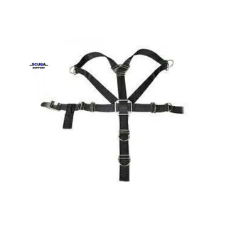 DirZone Sidemount harness compl f diamond