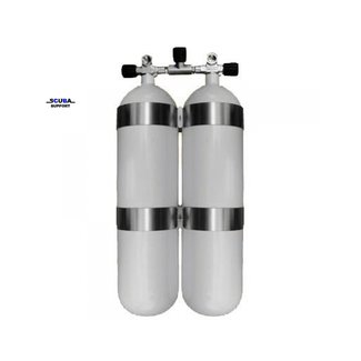 DirZone Double tank 12 Liter long
