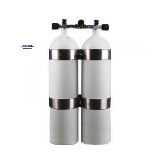 DirZone Double tank 8,5 Liter concave