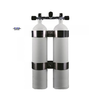 DirZone Double tank 8,5 Liter concave / wide distance