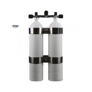 DirZone Dubbelset 8,5 liter concaaf / verbreed