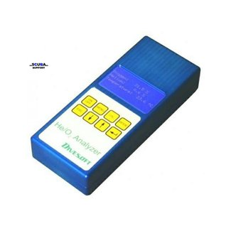 Divesoft Helium and Oxygen analyser Rechargable