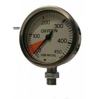 Apeks Pressure gauge