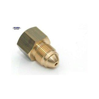 Scuba Support Zuurstof - DIN converter