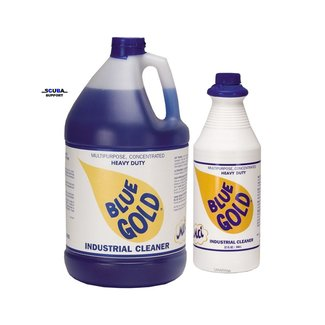 Blue Gold Cleaners Blue Gold - Oxygen service cleaner
