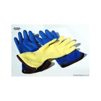 Dry suit glove (Showa) incl. inner glove