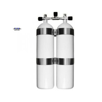 DirZone Double tank 12 Liter concave