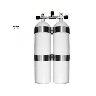 DirZone Dubbelset 12 liter concaaf