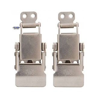 Nielsen Latch with lock set of 2