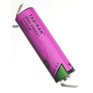 Scuba Support Lithium batterij voor duikcomputer