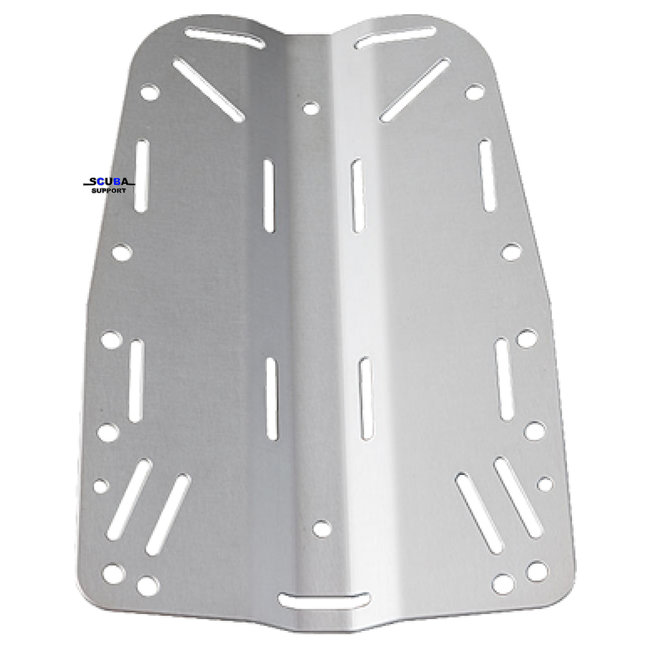DirZone Dir zone backplate only 3 mm Alu