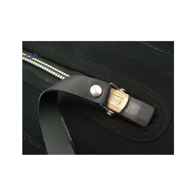 Scuba Support Drysuit repair - zipper replacement