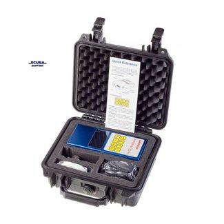 Divesoft Helium and oxygen analyzer kit Blender Max