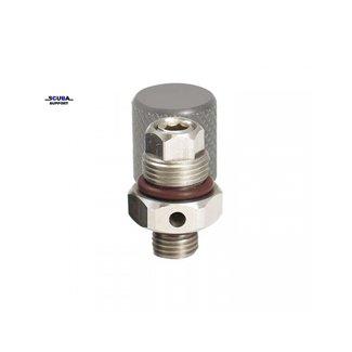 XS Scuba Deluxe Overdrukventiel (OPV) instelbaar