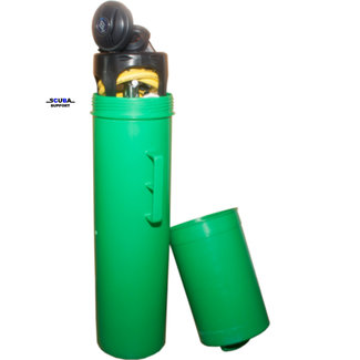 DirZone Zuurstofset 5L Demand en free flow (tot 30lmp) in case