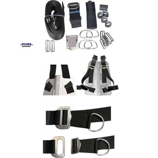 DirZone Harness complete adjustable