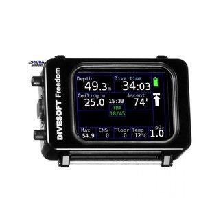 Divesoft Advanced Bottom Timer to Advanced Nitrox