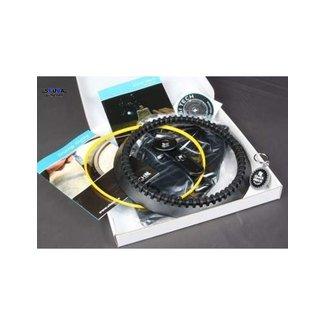 Scuba Support Droogpakreparatie montage Si-tech nekring incl. ring