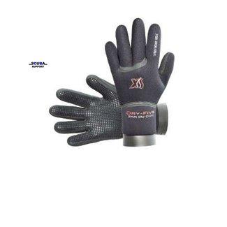 5MM Dry Five Handschoen