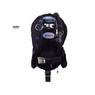 Halcyon Eclipse 30-lb BC System, Backplate