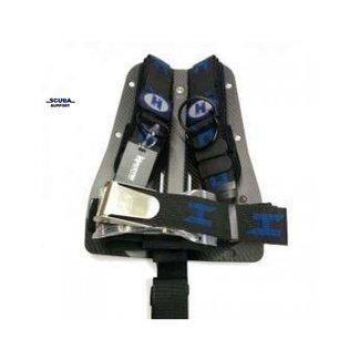 Halcyon Carbon Fiber BP Cinch & STA w/Harness AL Hardware