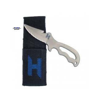 "Halcyon Duikmes Explorer Knife and ""H"" Sheath"