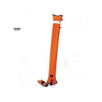 Halcyon Super SLIM Diver's Alert Marker, 6' (1.8 m) long, closed circuit