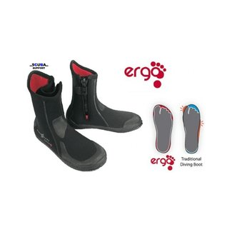 Aqua Lung 6.5mm Superzip Ergo Boots