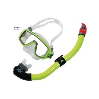 Aqua Lung Snorkelset Ventura Midi TS + Zephyr P/V