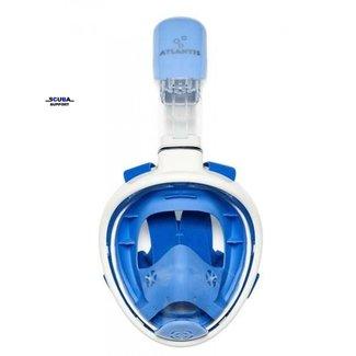 Aqua Lung Atlantis Full Face Snorkelmask Kids