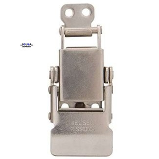 Nielsen Latch with lock with hook