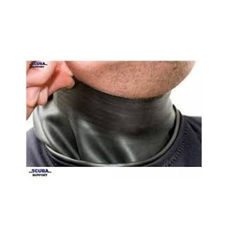 Scuba Support Drysuit repair - Neck seal replacement