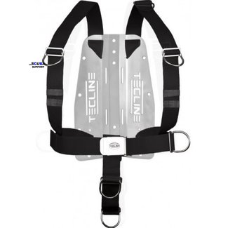 Tecline Harness DIR adjust - incl. 3mm SS