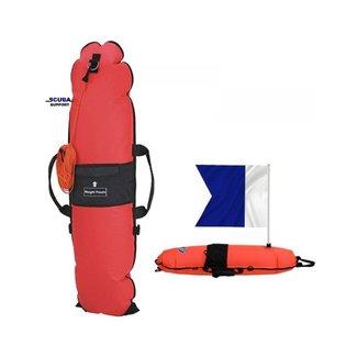 Problue Torpedo buoy 210 denier / signal flag A