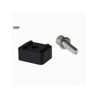 Anchor Dive Lights Adapter block - Goodman Handle - for the Errigal - Serie 3K / 4K / 189