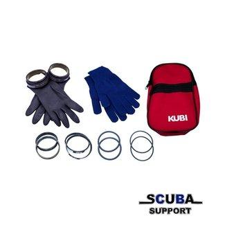 Kubi Dry Gloves ringsystem