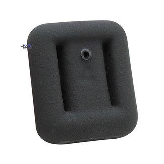 Scuba Support Loodblok met kunststof coating